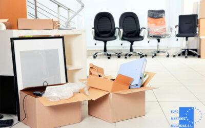 4 consejos para mudanzas de oficinas perfectas