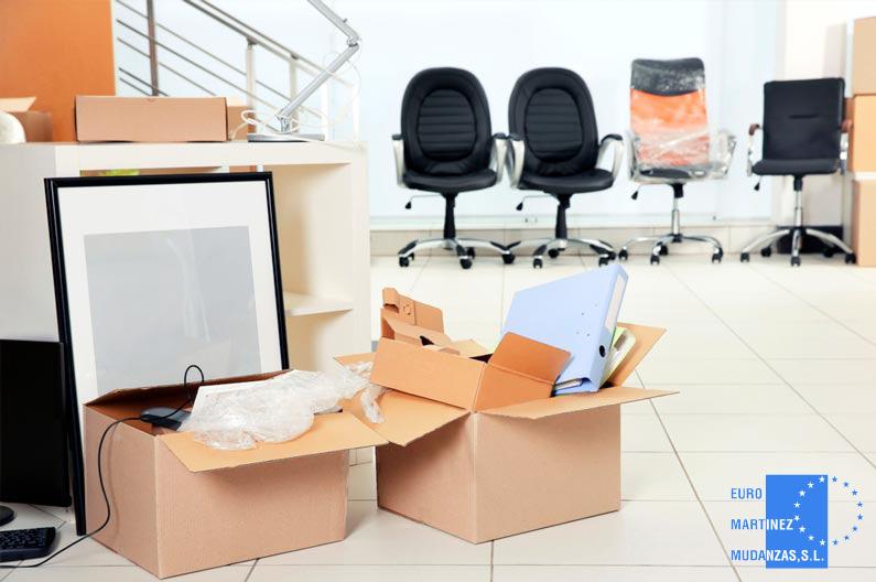 Consejos para mudanzas de oficinas perfectas